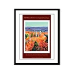 New England Connecticut Framed Panel Print
