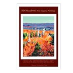 New England Connecticut Postcards (Package of 8)