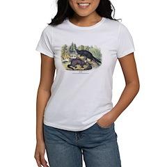 Audubon Mink Animal (Front) Tee