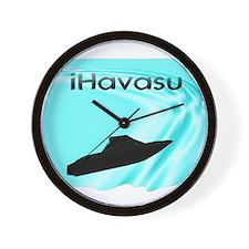 iHavasu Wall Clock