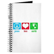 Peace Love Earth Journal