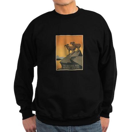 Preserve Wildlife Sweatshirt (dark)