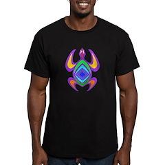 Turtle Symmetry Color T