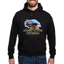 Desert Storm Veteran Hoodie