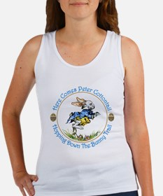 Easter- Here Comes Peter Cottontail Women's Tank T