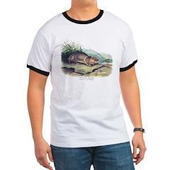 Audubon Mountain Beaver Animal (Front) T