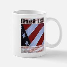 9/11 Remembrance Mug
