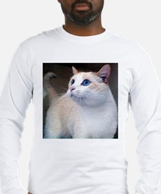 Torch the white DSH Long Sleeve T-Shirt