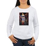Flat Coated Retriever 1 Women's Long Sleeve T-Shir