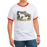 Audubon Mountain Goat Animal Ringer T