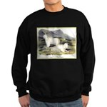 Audubon Mountain Goat Animal (Front) Sweatshirt (d