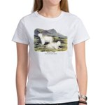 Audubon Mountain Goat Animal (Front) Women's T-Shi