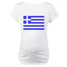 Flag of Greece 4 Shirt