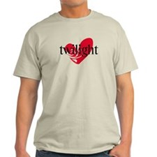 Twilight Heart T-Shirt