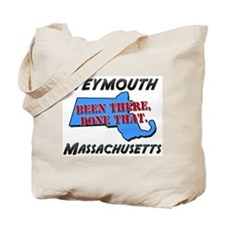 weymouth massachusetts - been there, done that Tot