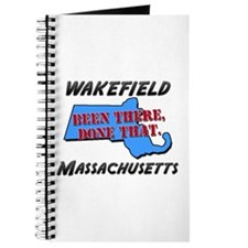 wakefield massachusetts - been there, done that Jo