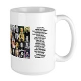 Literature Large Mugs (15 oz)