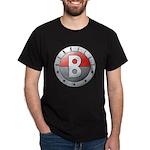Berkeley logo Black T-Shirt
