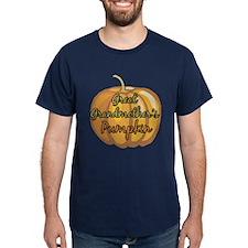 Great Grandmother's Pumpkin T-Shirt