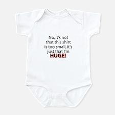 Unique Skinny Infant Bodysuit