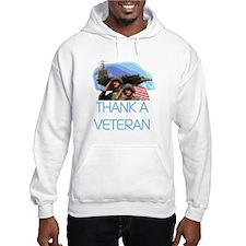 Thank a Veteran Hoodie