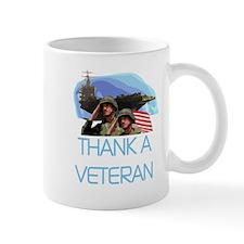 Thank a Veteran Mug