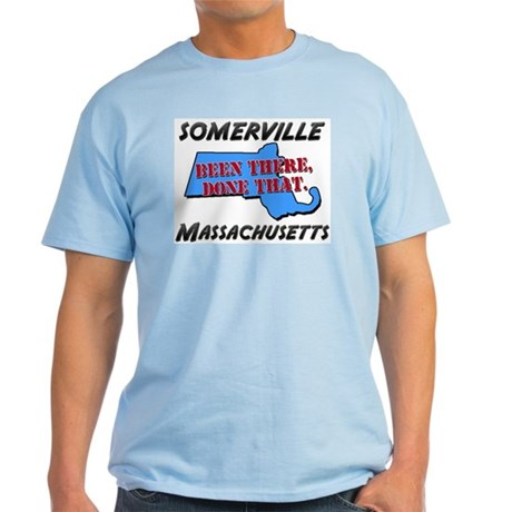somerville massachusetts - been there, done that L