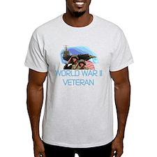 World War II Veteran T-Shirt