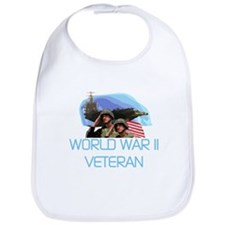 World War II Veteran Bib