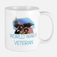 World War II Veteran Small Small Mug