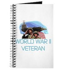 World War II Veteran Journal