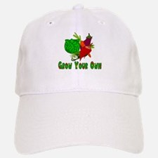 Grow Your Own Baseball Baseball Cap