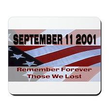 9/11 Mousepad