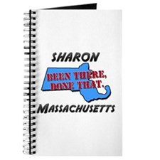 sharon massachusetts - been there, done that Journ