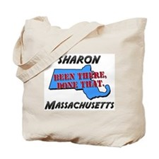 sharon massachusetts - been there, done that Tote