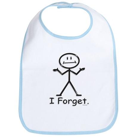 Forgetful Bib