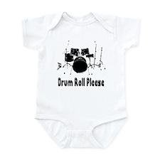 Drum Roll Please Infant Bodysuit