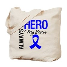 AlwaysMyHero Sister Tote Bag
