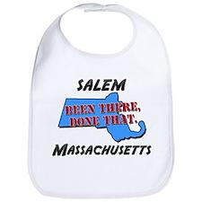 salem massachusetts - been there, done that Bib