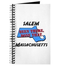 salem massachusetts - been there, done that Journa