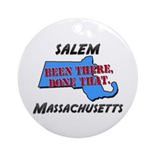 salem massachusetts - been there, done that Orname