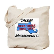 salem massachusetts - been there, done that Tote B