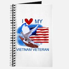 Love My Vietnam Veteran Journal