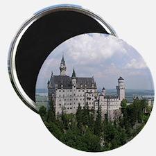 Neuschwanstein Castle Magnet