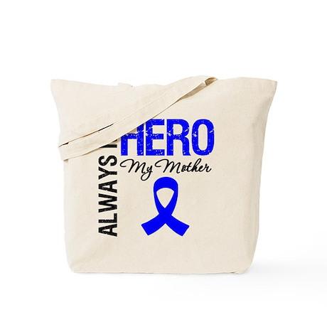 AlwaysMyHero Mother Tote Bag