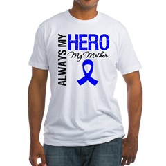 AlwaysMyHero Mother Fitted T-Shirt