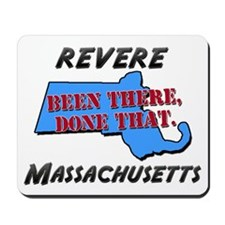 revere massachusetts - been there, done that Mouse