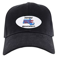 revere massachusetts - been there, done that Baseball Hat