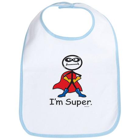 Super Hero Bib