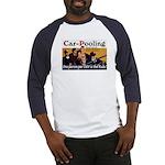 Carpooling Baseball Jersey